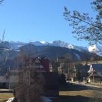 Pobyt w górach
